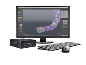 XH410SXA - 3D Workstation